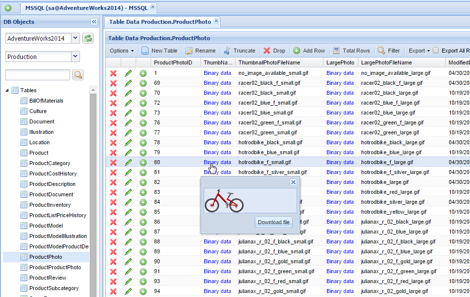 Sql Server Data Tools Web Based Mssql Client Tools Dbhawk