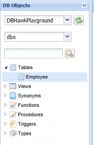 SQL Server Table Check