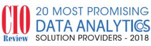 20 Most Promising Data Analytics Providers - DBHawk