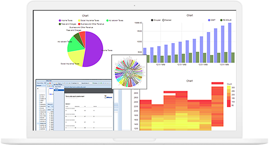 Ad-Hoc Reporting | Self-Service BI Tool | Live Data Dashboard | DBHawk