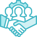 Easy and Secure Collaboration with other Business users