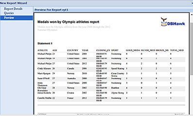 DBHawk for Netezza Database